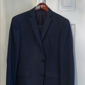Other - Men's Navy Bar111 Tailored Slim Fit Suit